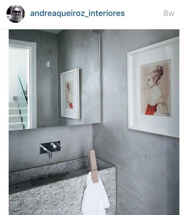 Inspiraçao Instagram - Cimento Queimado