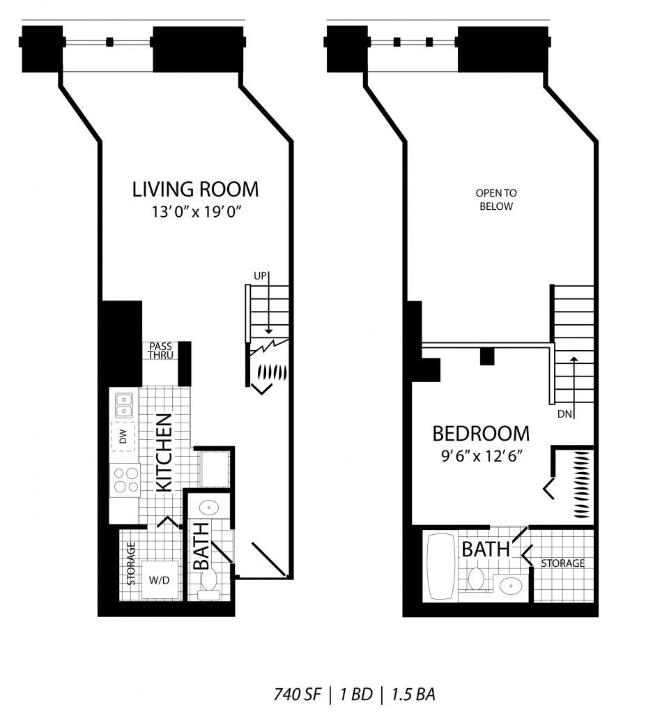 Lowertown Commons Apartments In St Paul Mn Apartment Bath Storage 2 Bedroom Apartment