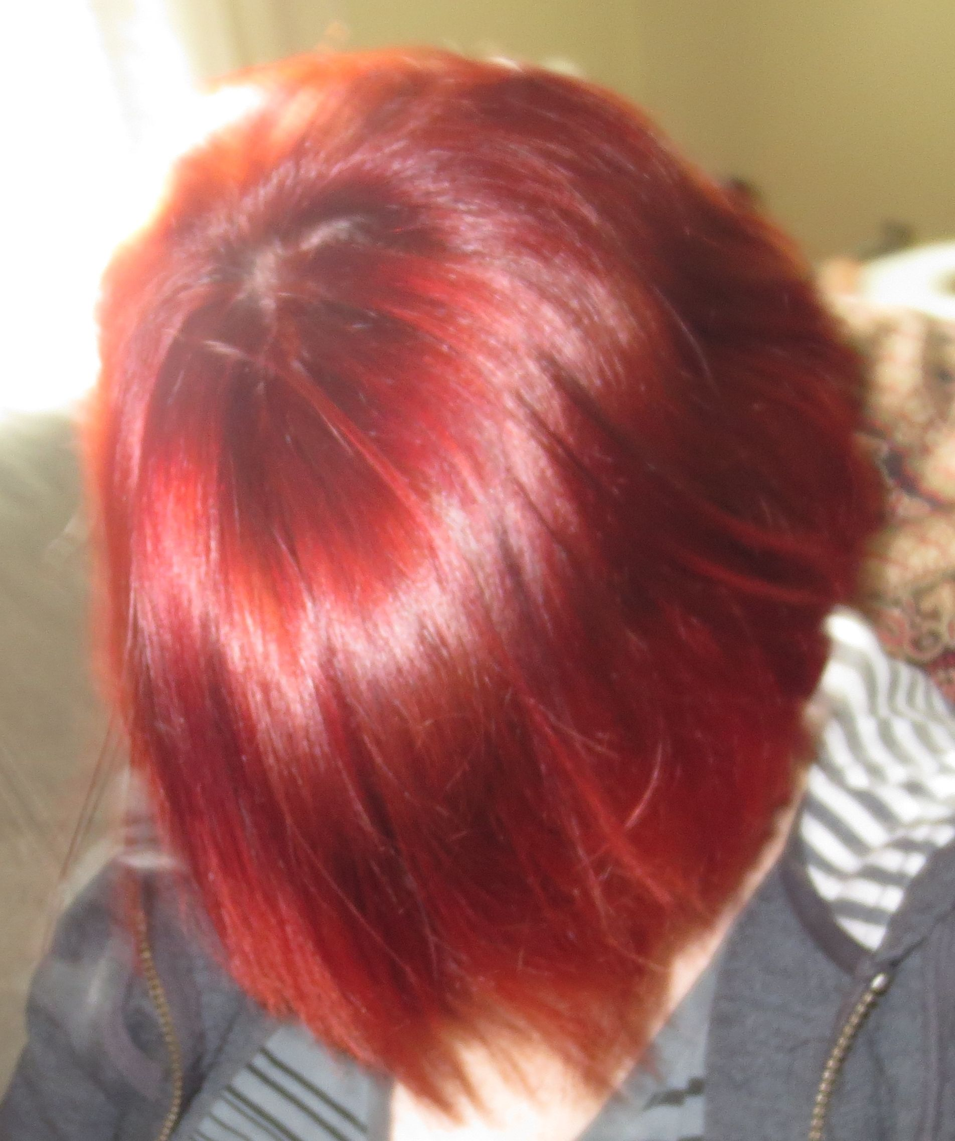 This Is Runway Red By Vidal Sassoon I Think I Will Try This One