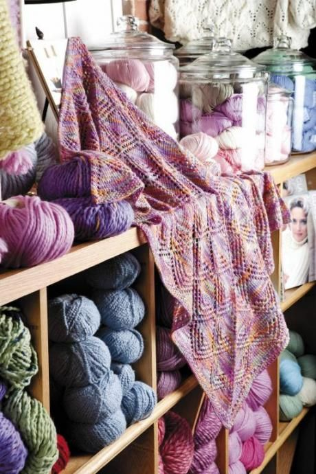 Alix\'s Prayer Shawl | Debbie Macomber Free Pattern | Knitting ...