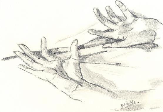 Sketch Hands Titanic Hand Sketch Sketches Art