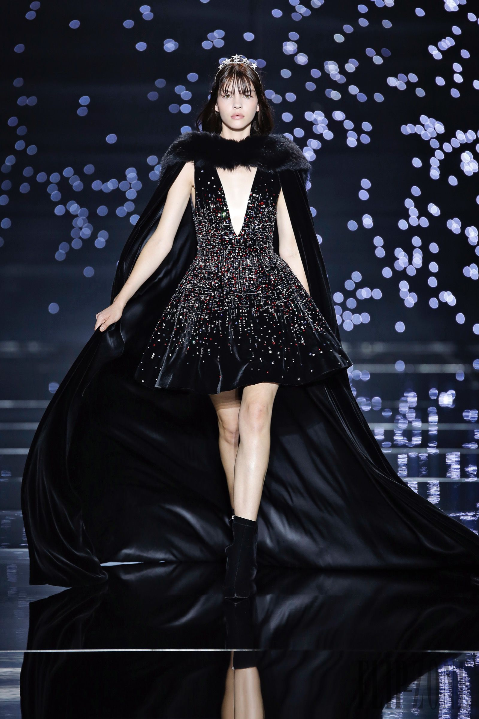 Zuhair Murad Fall-winter 2015-2016, official pictures - Couture - http://www.flip-zone.com/fashion/couture-1/maisons-de-couture/zuhair-murad-5714