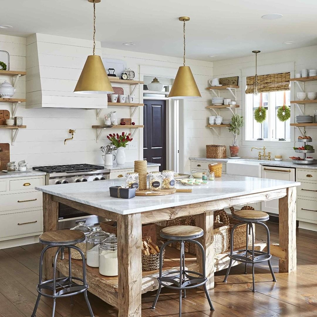 Kitchen Furniture Vocabulary: From The Open Shelves To The Flooring, Everything In This