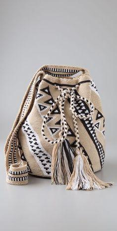 INSPIRATION : wayuu bag