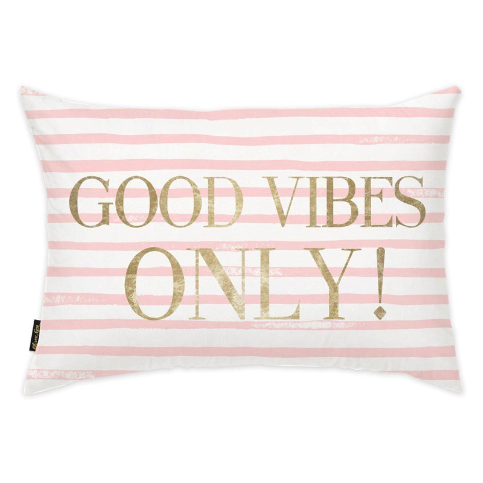 Nothing Bad Here! Throw Pillow