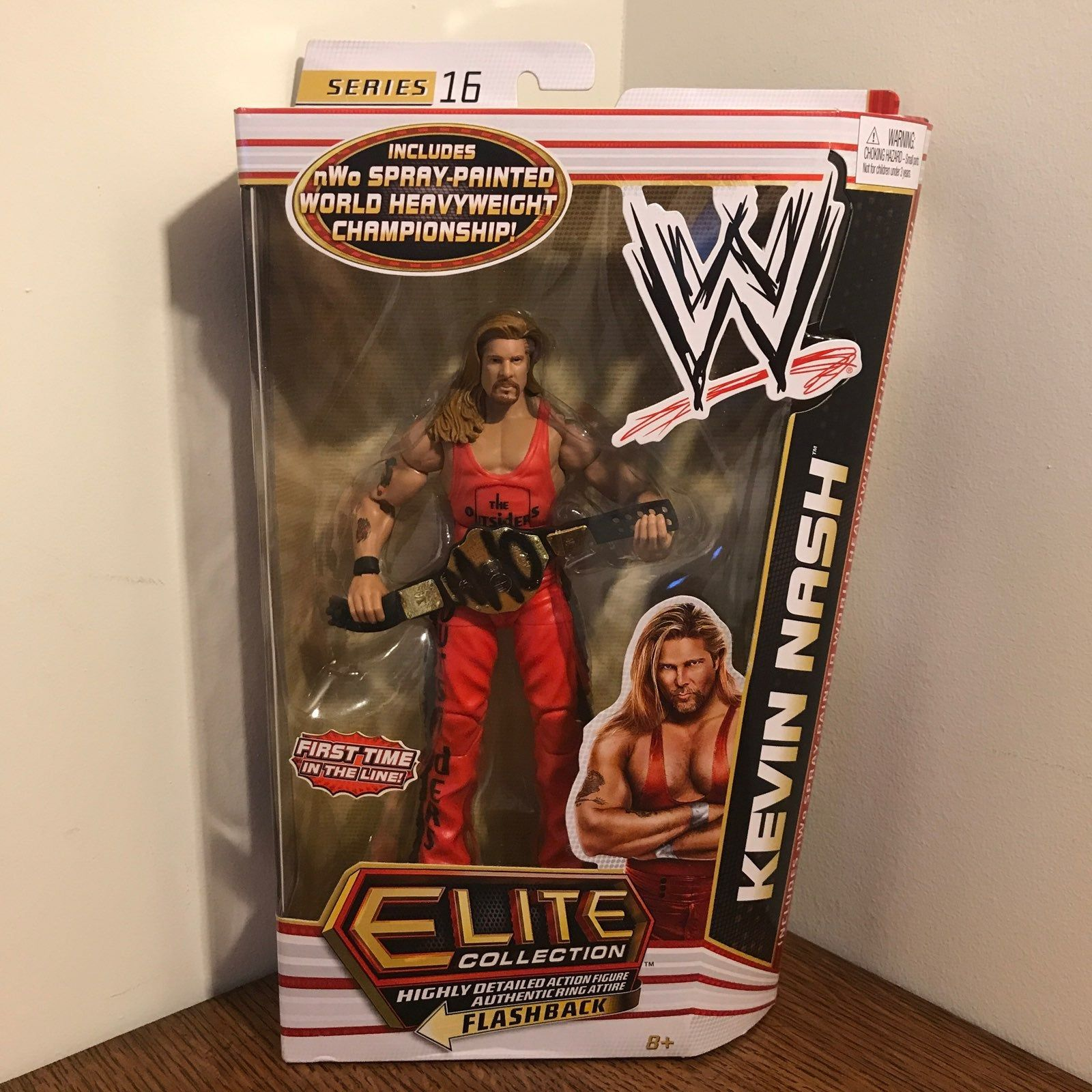WWE Mini Wrestling 2 Ring and Liberty Playset Imports Action Figures Accessories