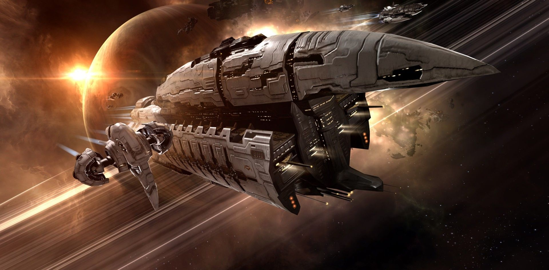 EVE Online is now officially F2P  Welcome aboard everybody