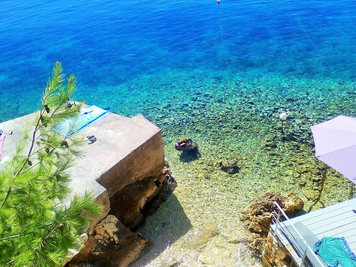 Kroatien Dreams Direkt Am Meer Ferienhaus Kroatien Ferienhaus Kroatien Am Meer Urlaub Kroatien Ferienhaus
