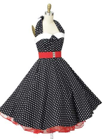 1950s style dresses images