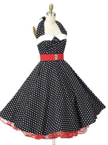 1950s Retro Dresses