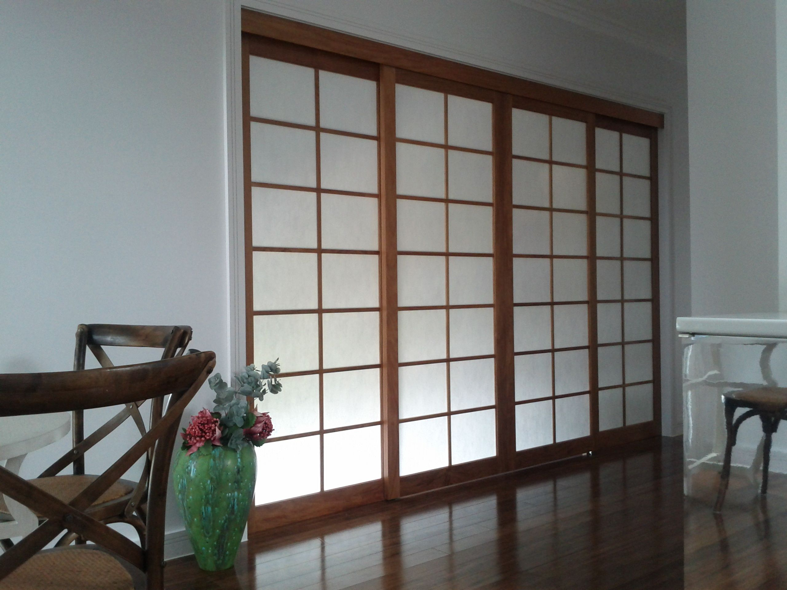 Shoji Sliding Panels Blinds And Doors Available At Status Plus