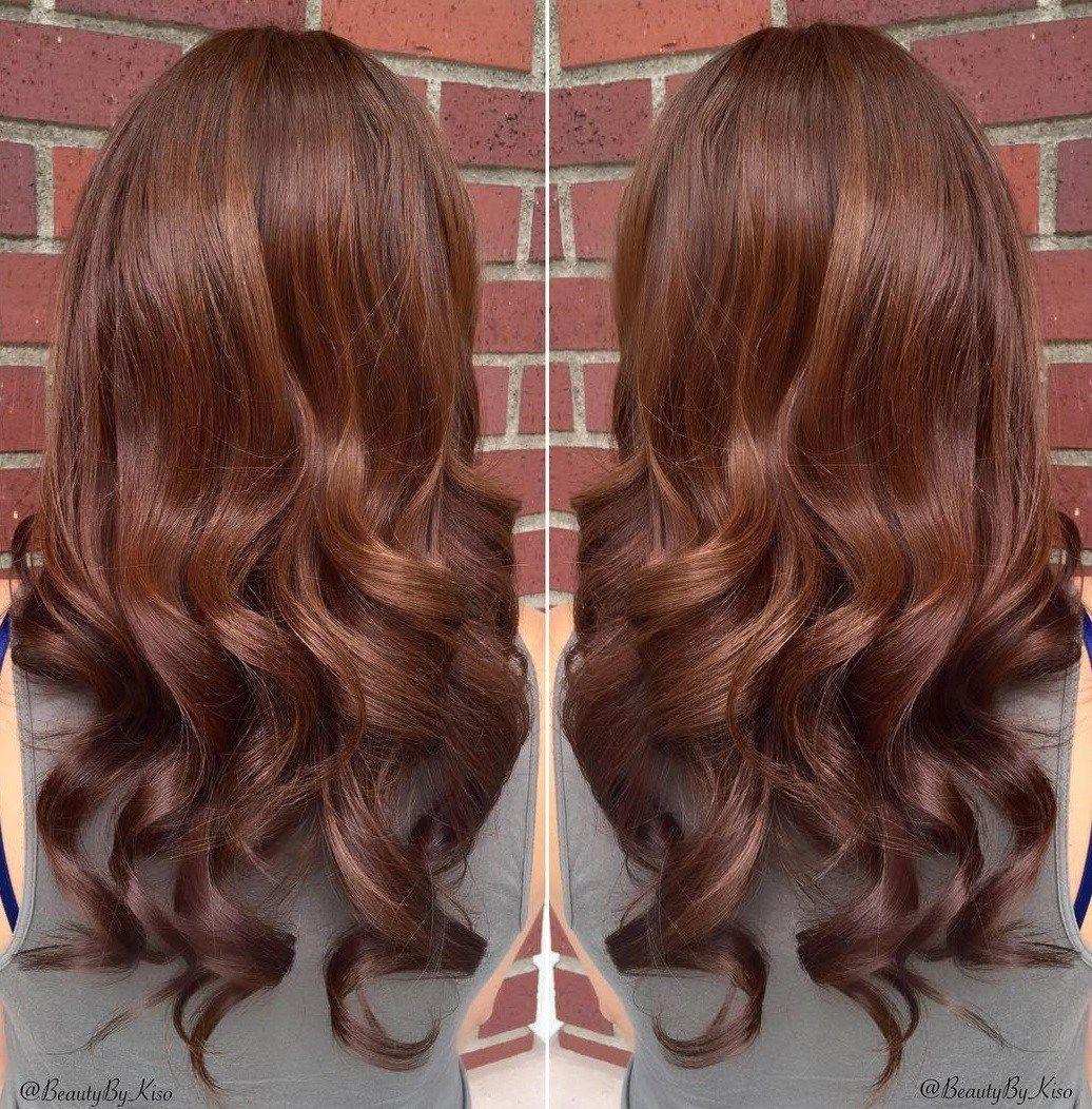 40 Unique Ways To Make Your Chestnut Brown Hair Pop Chestnut Brown