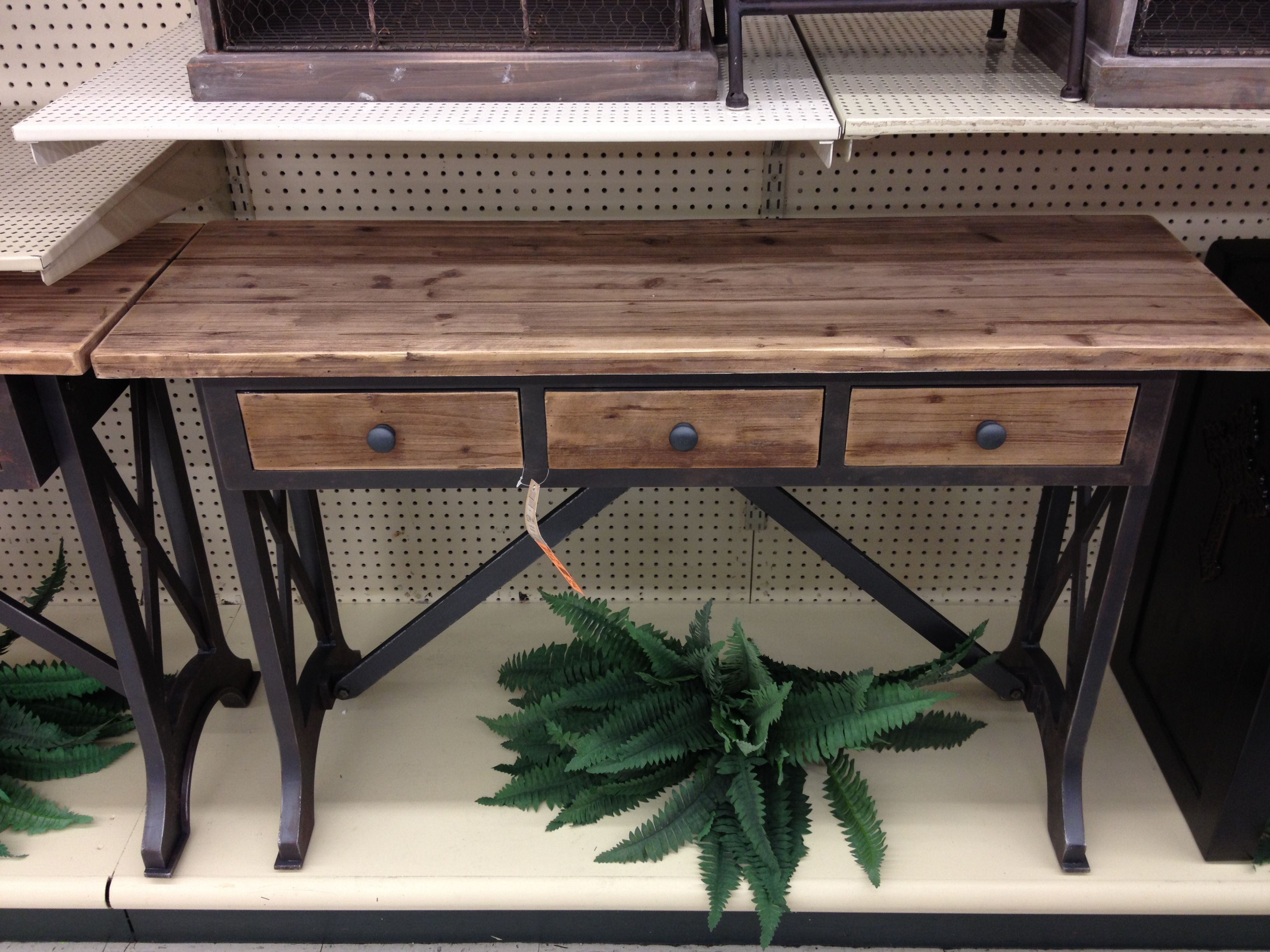 Marvelous Entryway Table Hobby Lobby $210