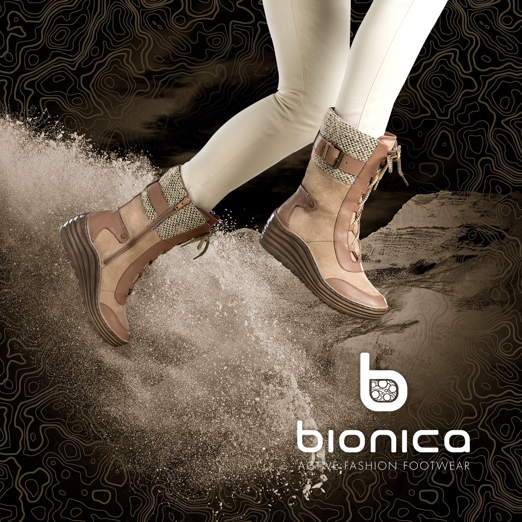 Bionica Garland baywater Fall shoes, Spring shoes