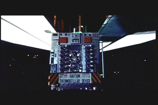 Sentient Bomb From John Carpenter S Dark Star 1974 Great Sci Fi Movies Famous Monsters Dark Star