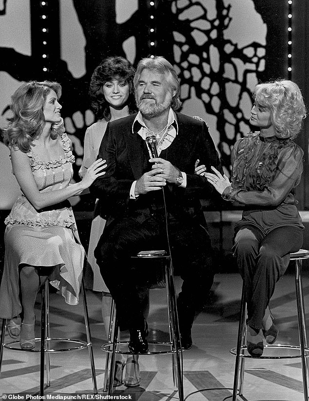 Country music icon Kenny Rogers dies aged 81 in 2020