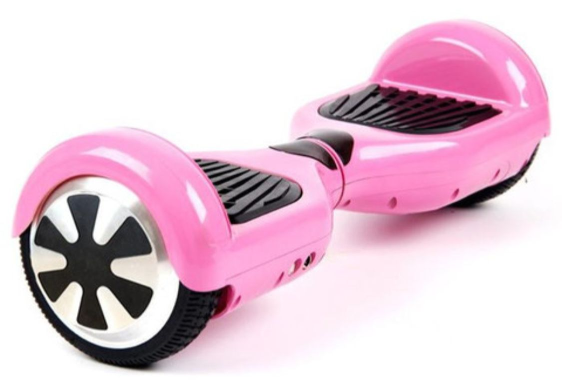 Pink Hoverboard Pink Hoverboard