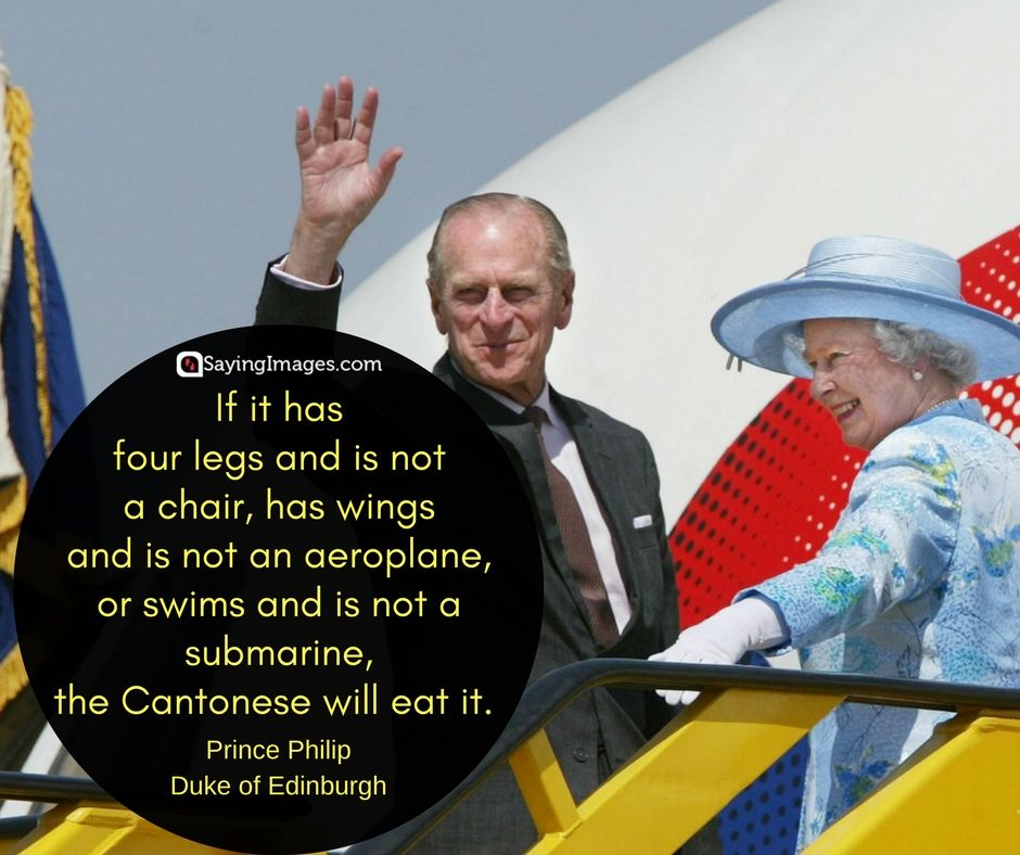 Prince Philip Quotes Custom Prince Philip Quotes His Famous Comments And Clangers  Prince Philip Inspiration Design