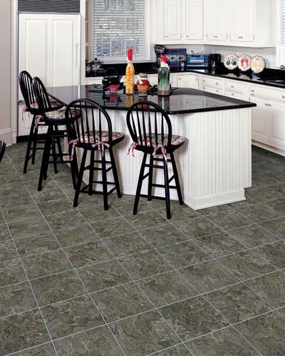 Designers Image Trade Platinum Groutable L Series 12 X 12 Self Adhesive Vinyl Tile Kitchen Flooring New Homes Home