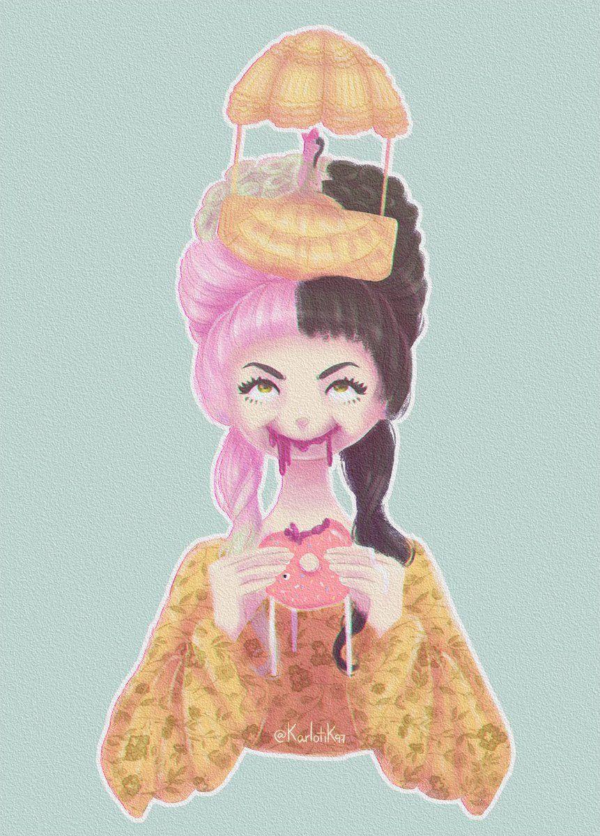 Resultado De Imagem Para Mad Hatter Fan Art Melanie Martinez Mad Hatter Melanie Martinez Artistas