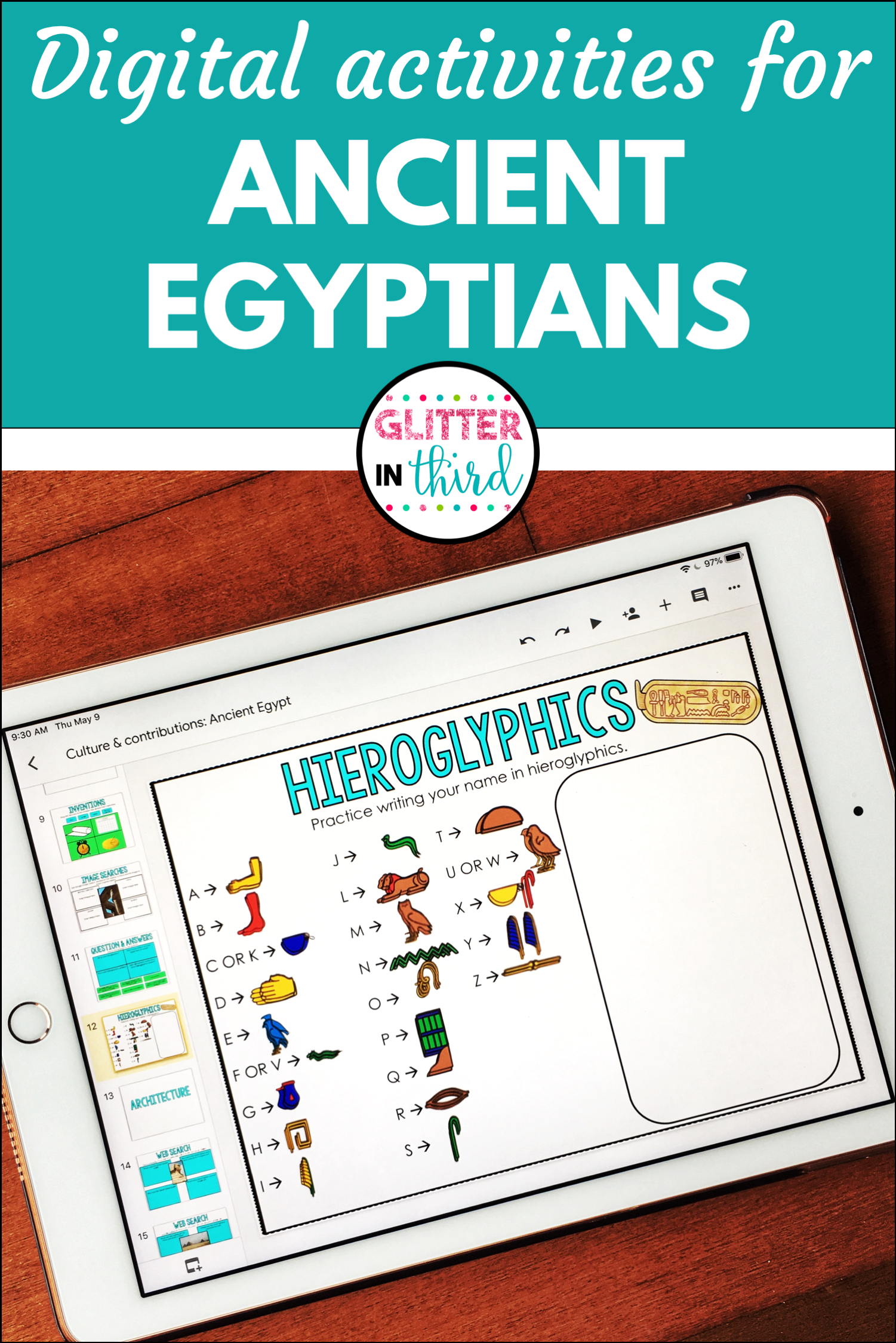 Digital Activities For Ancient Egyptians These Digital Social Studies Activities Cover The Stan Social Studies Elementary Egypt Culture Ancient Egypt Culture [ 2249 x 1501 Pixel ]