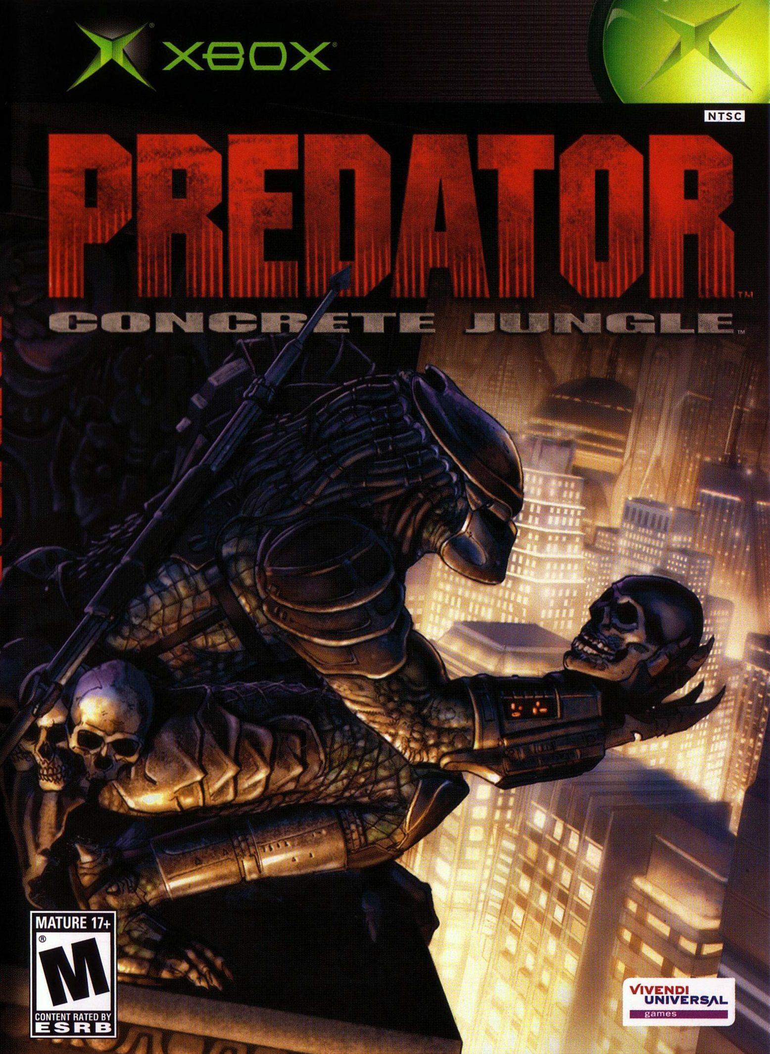 Pin by Shawn Thompson on Xbox Playstation, Predator