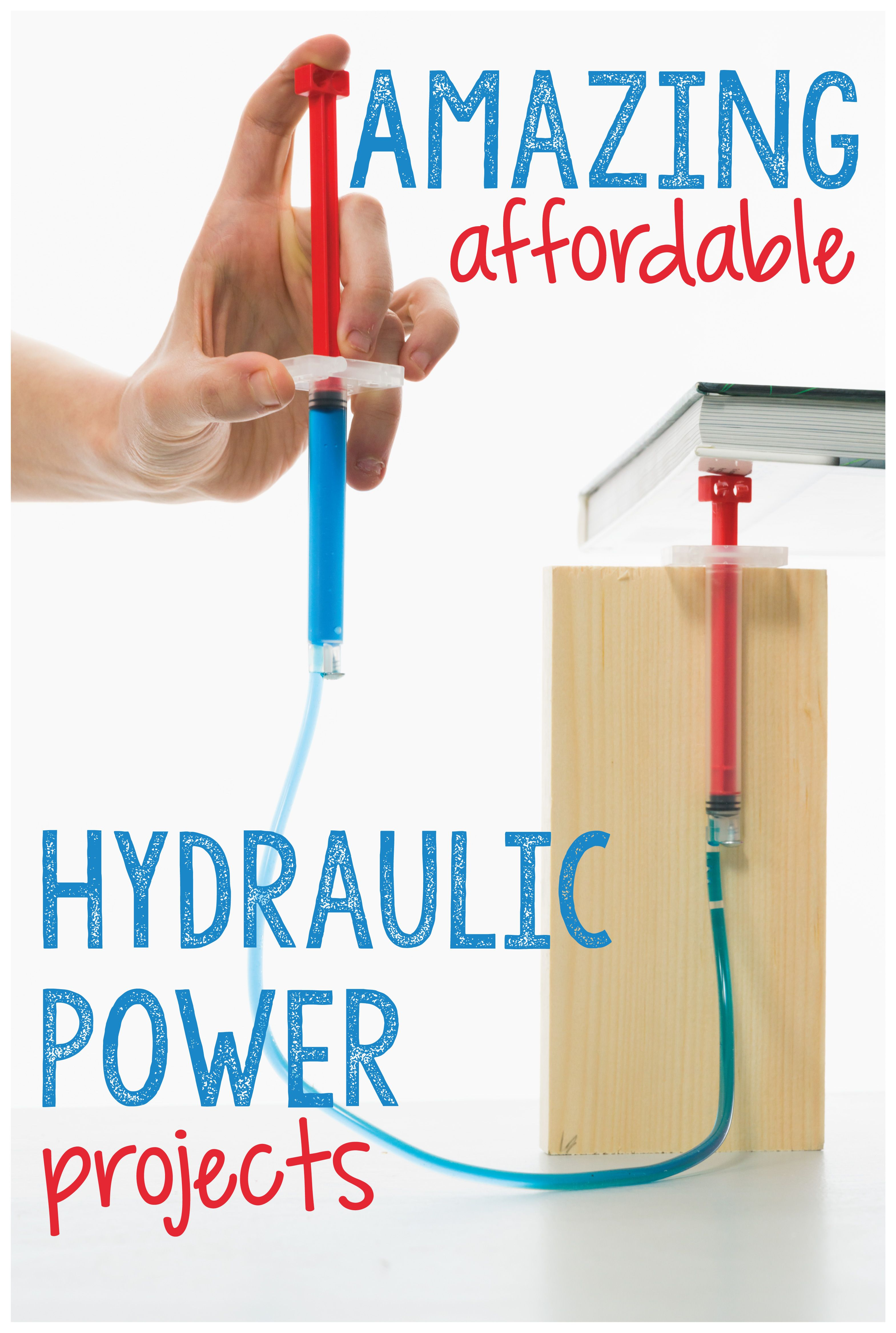 Learn all about hydraulic and pneumatic power systems in the Fluid Power Lab.  Great at