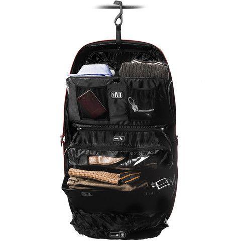MOVE Mobile Closet Brilliant Black. This carryon size