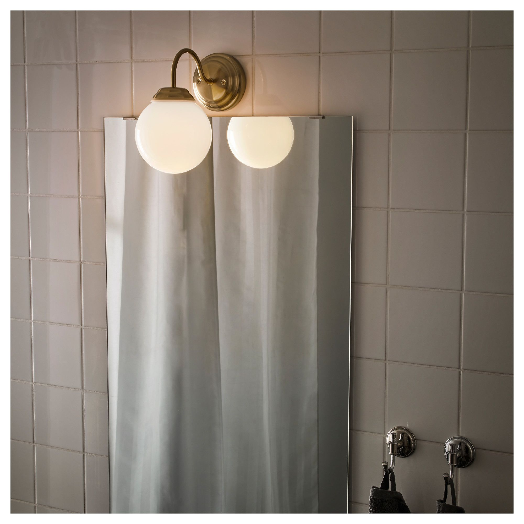 Ikea Lillholmen Wall Lamp Br Color