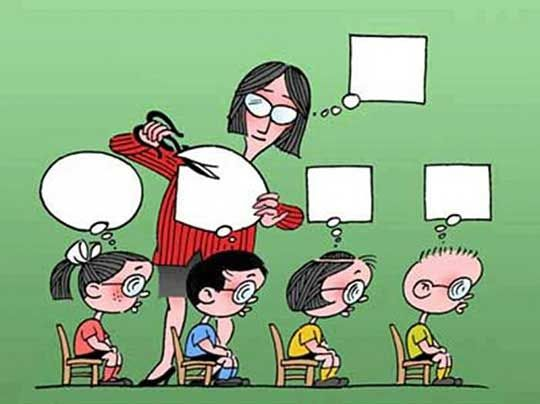 How education works!