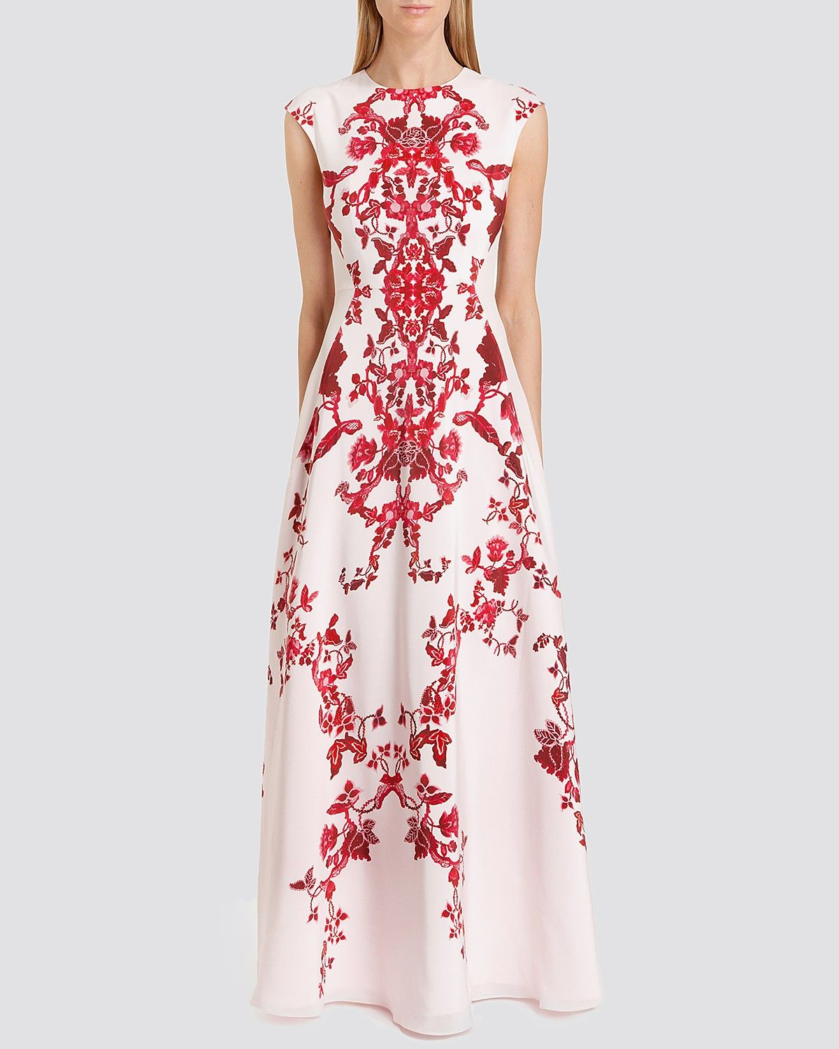 f6a4f602f7c8 ... women s fashion clothing. Ted Baker Gown - Nelum Asian Floral