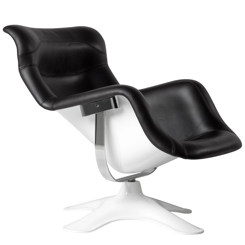 Yrjö Kukkapuro 1964 Outdoor lounge chair cushions