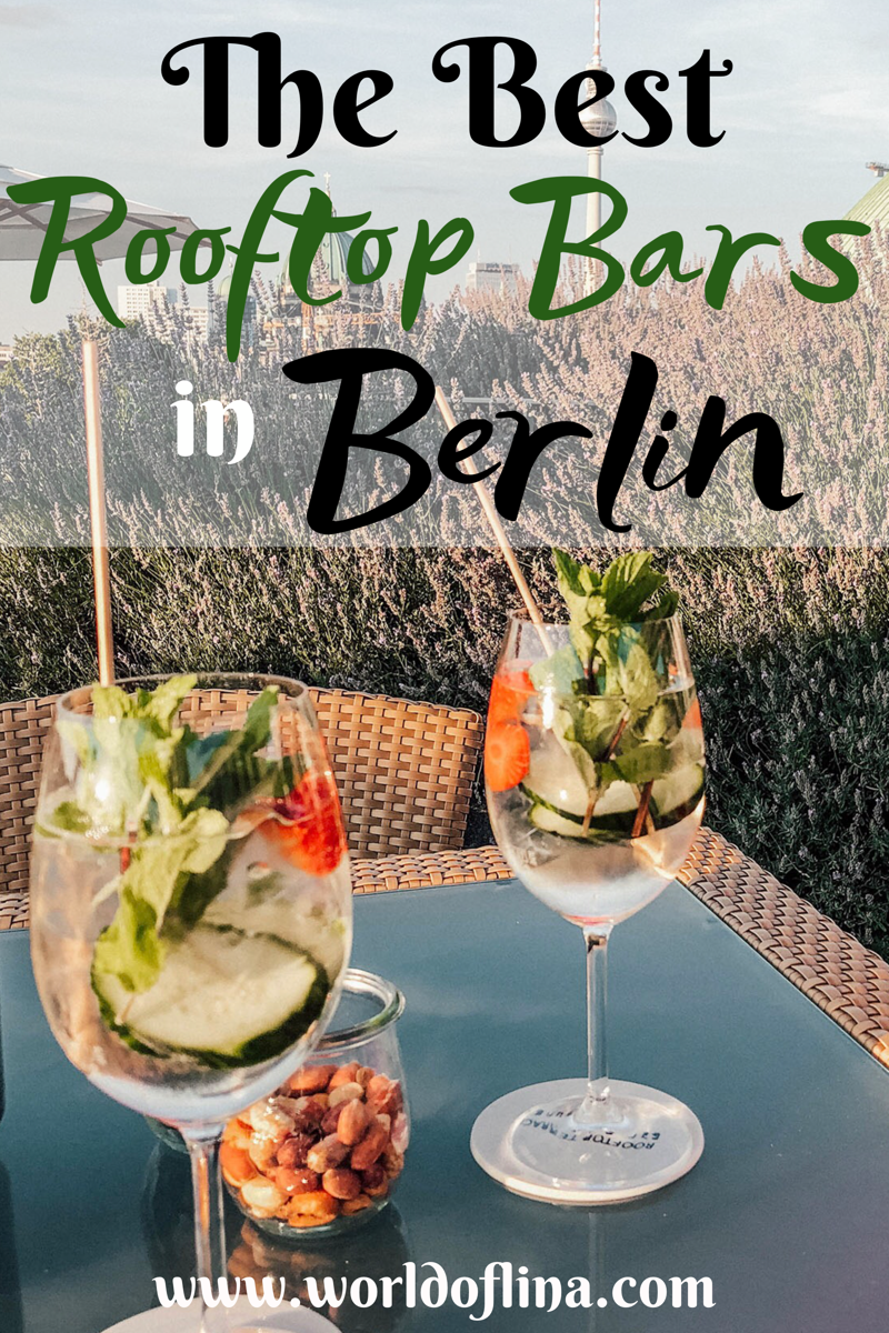 Photo of Where To Find The Best Rooftop Bars in Berlin – World of Lina