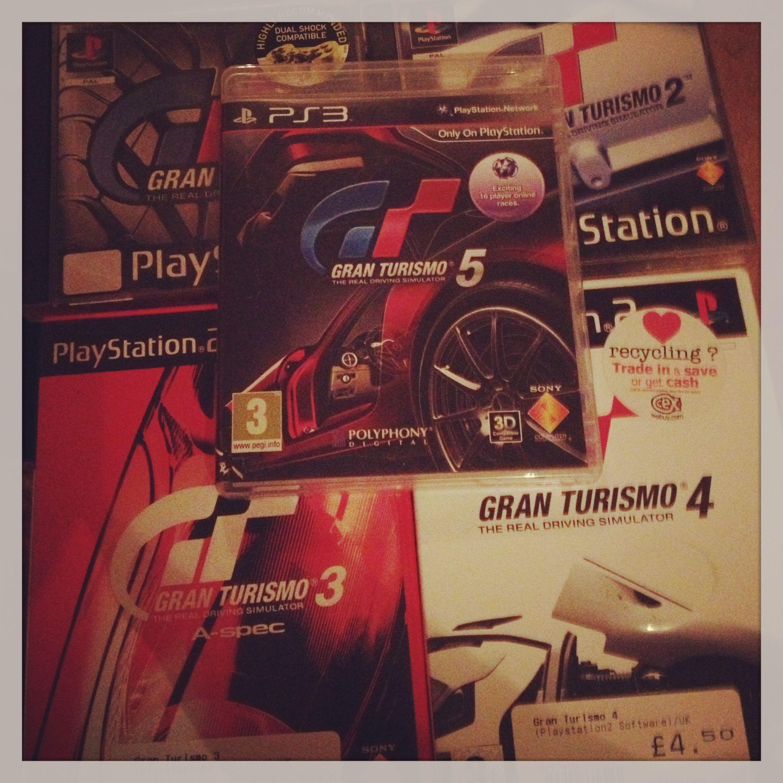 Gran Turismo Collection