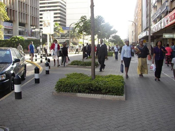 Image result for streets of nairobi
