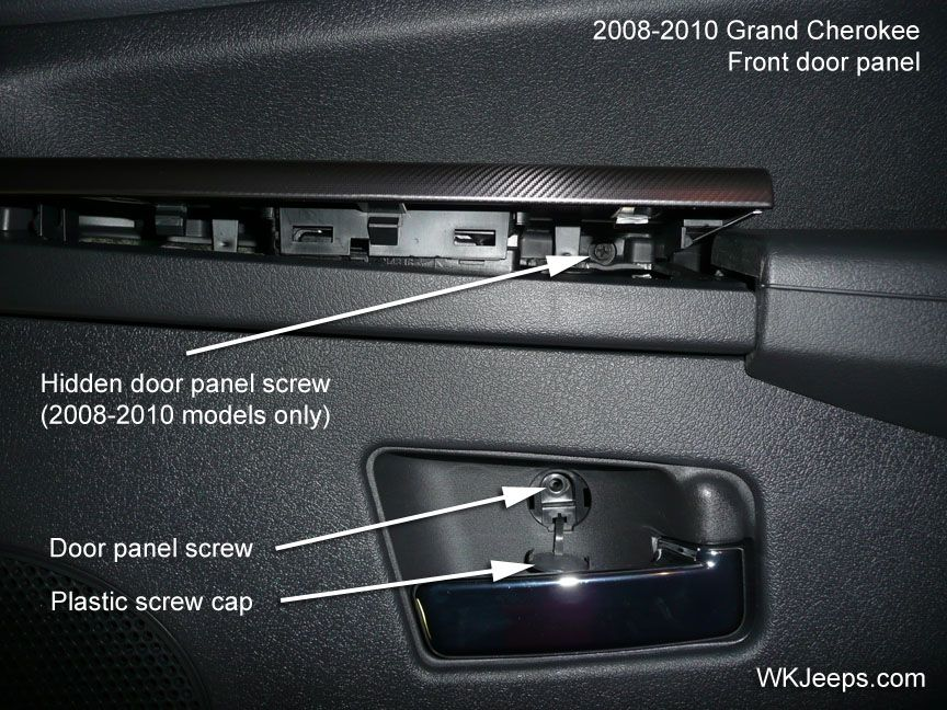 Jeep Grand Cherokee Wk Interior Trim Removal Jeep Grand Cherokee Jeep Grand Jeep