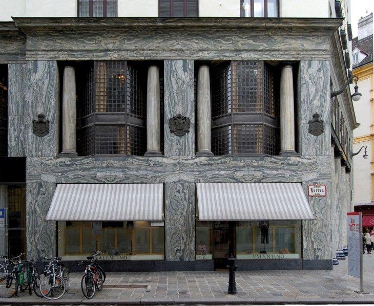 adolf loos und wien | architektur.aktuell | adolf loos | pinterest, Innenarchitektur ideen