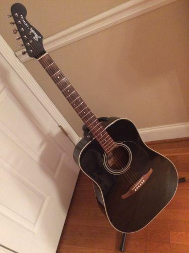 Guitar Vintage Fender Catalina Acoustic Please Retweet