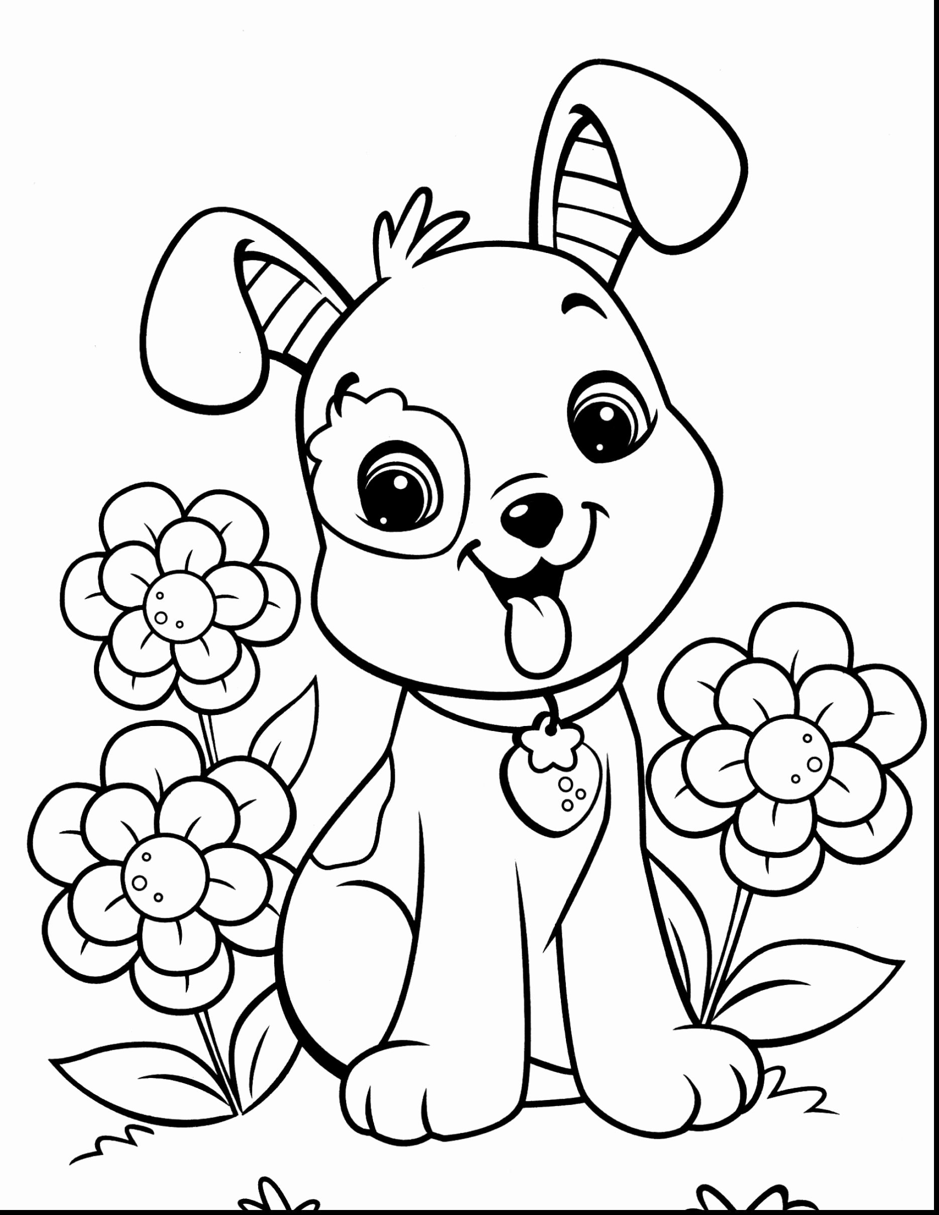 Pampered Pets Dog Coloring Book Dog Coloring Page Cat Coloring Page