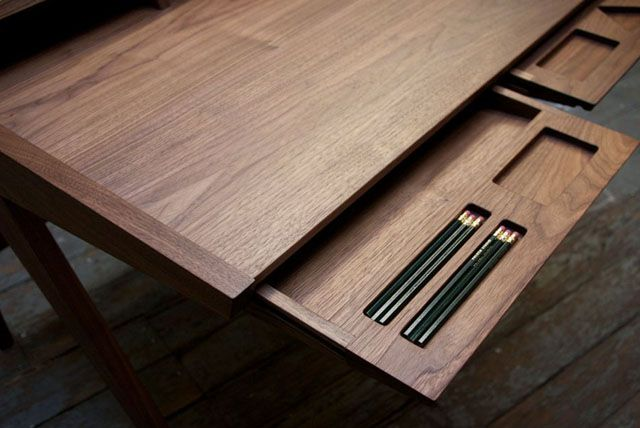 1000+ images about Furniture - Desk on Pinterest  Furniture, Wood furniture and Inspiration