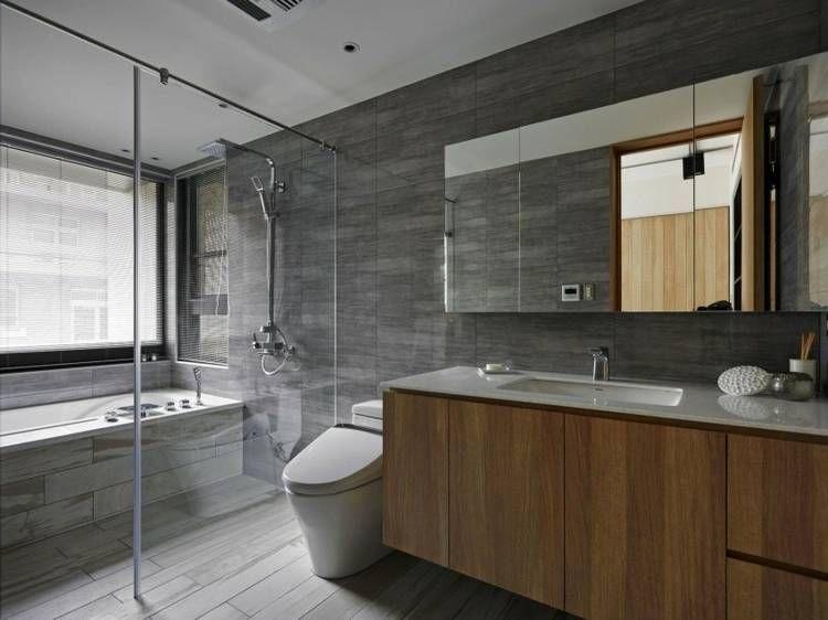 carrelage pour salle de bain moderne