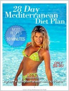 Ayhans 28 day mediterranean diet plan pdf mediterranean recipes ayhans 28 day mediterranean diet plan pdf forumfinder Image collections
