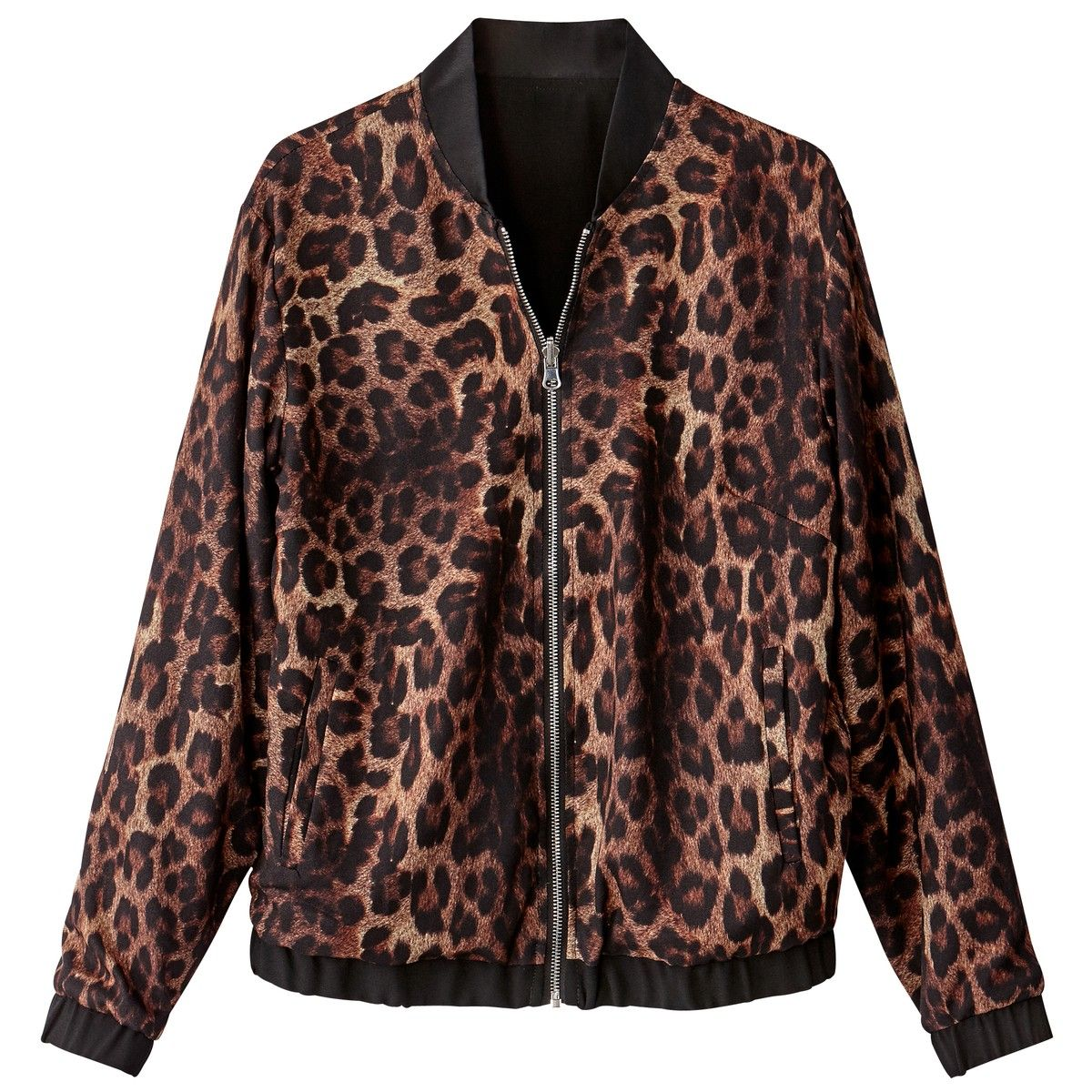 f6abeb1c73 ¡Consigue este tipo de chaqueta bomber de La Redoute Collections ahora! Haz  clic para