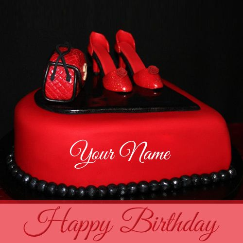 Happy Birthday My Love Birthday Cake With Name Print Name On Cake