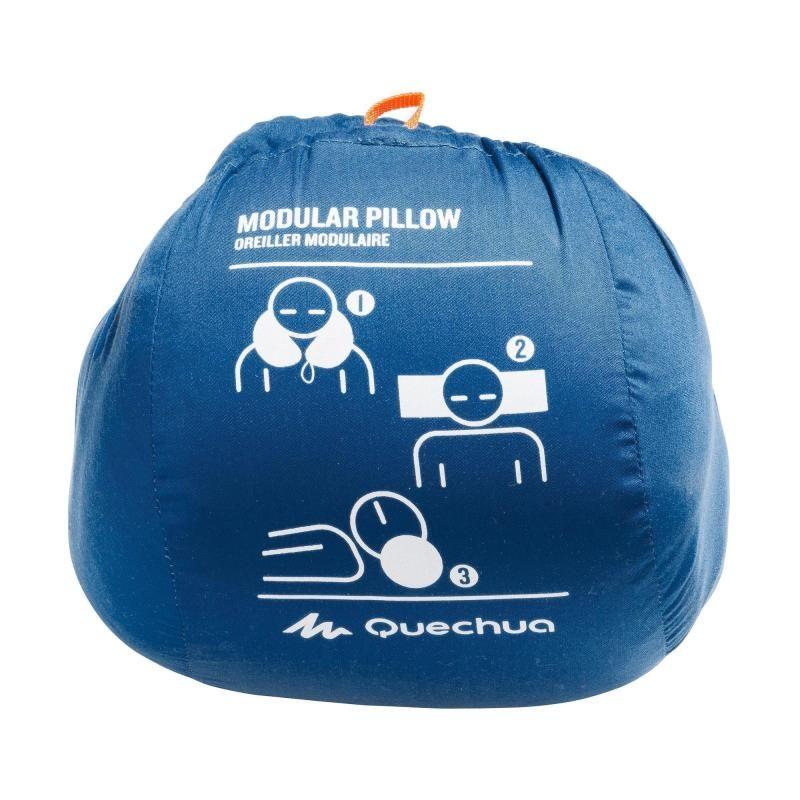 Oreiller De Camping Modulo Quechua Decathlon Sac De Couchage Camping Oreiller Gonflable