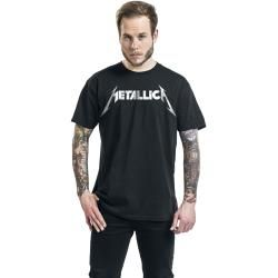 Photo of Metallica Textured Logo T-Shirt