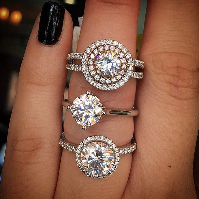 Luxury Engagement Rings From A Jaffe