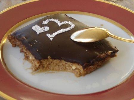 Gâteau au Chocolat aux Biscuits Bruns