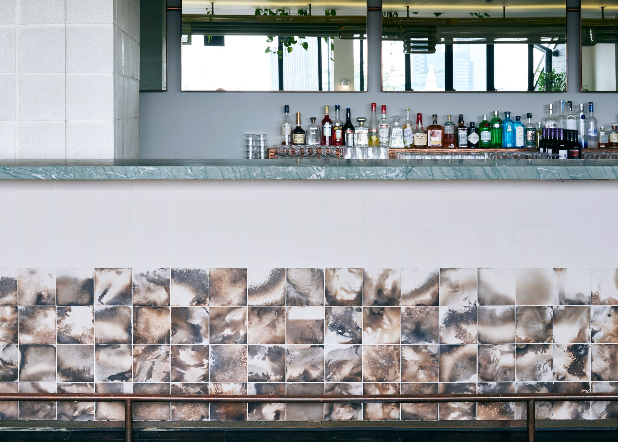 Turner prize winning collective assemble has produced ceramic tiles turner prize winning collective assemble has produced ceramic tiles that were smoked in dailygadgetfo Images