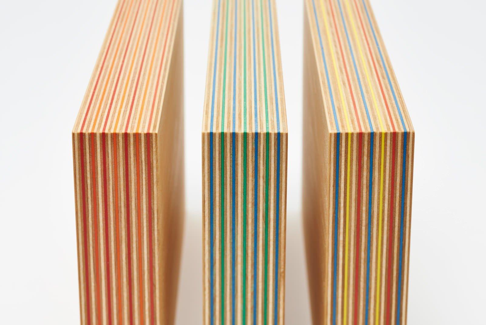 2019的Takizawa plywood veneer, Paper Wood, with integrated